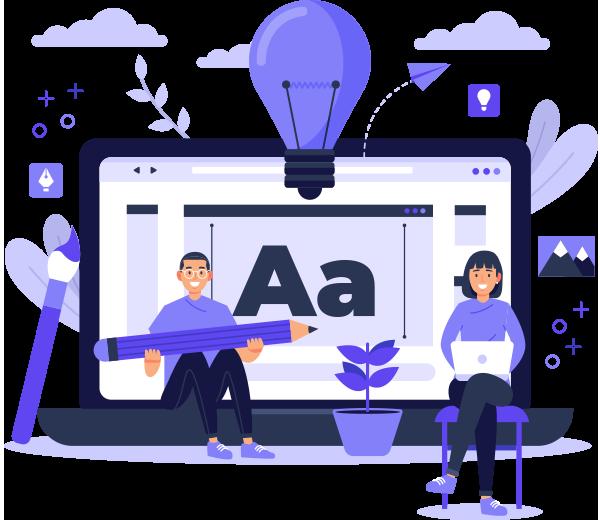 Awdazia, Diseño Web para proyectos con Alma